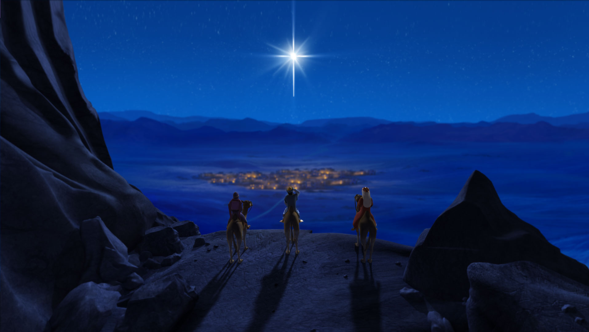 <h2>The First Christmas</h2>