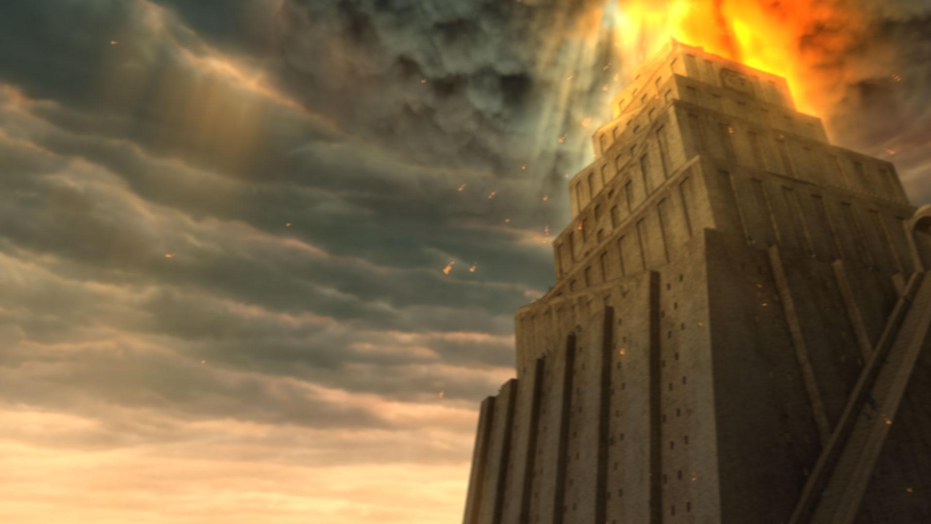<h2>Turnul Babel și Ziua Cincizecimii</h2>