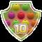 Pema Madhështore e Frutave: Luajtët 10 Herë