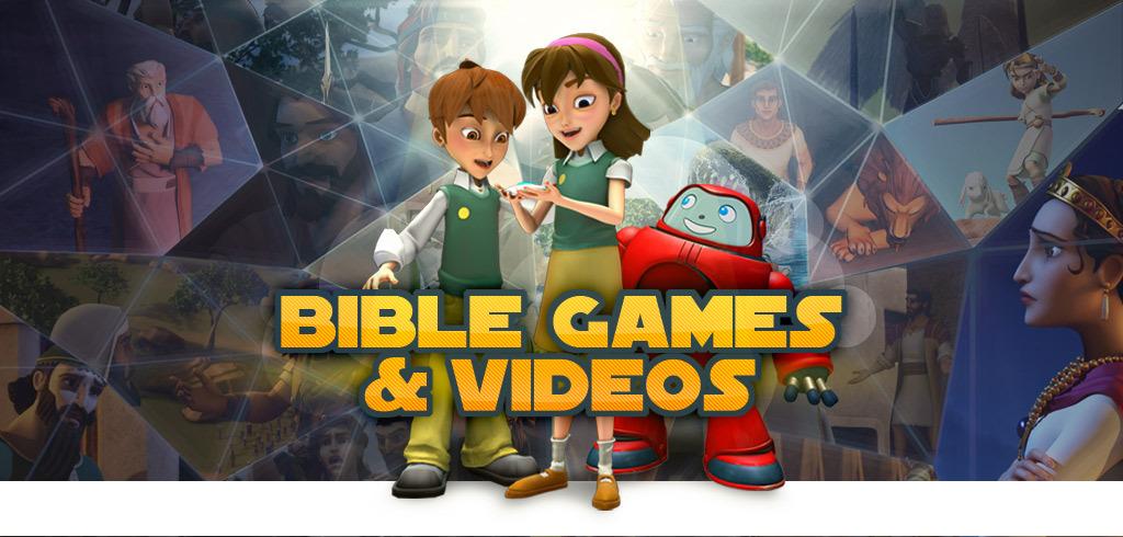 Bible Games & Videos