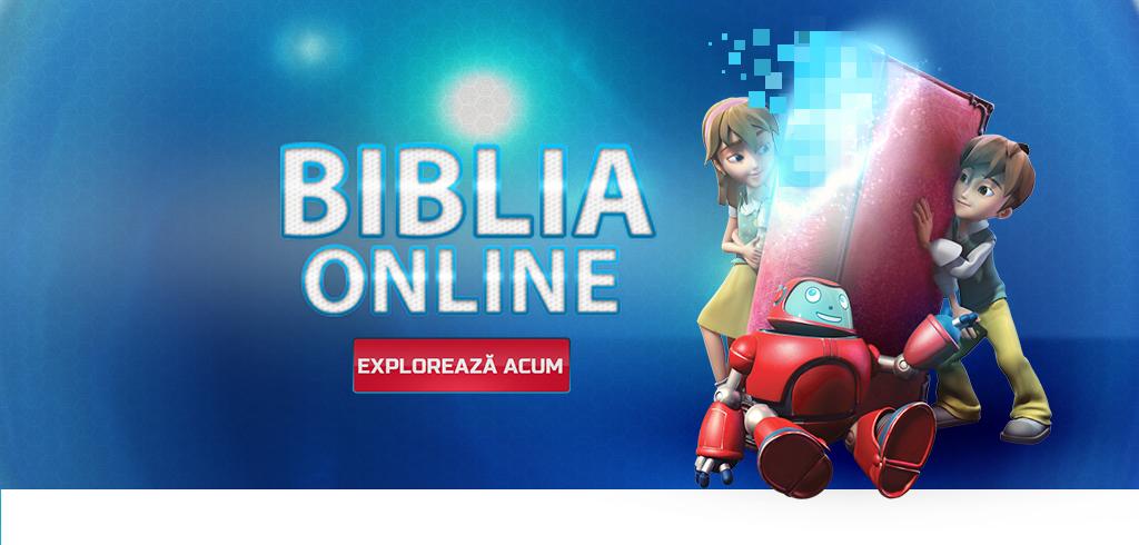 Descoperă Biblia online