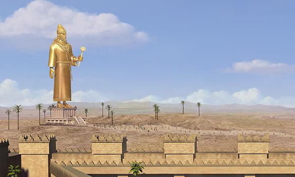 Nebuchadnezzar's Golden Statue
