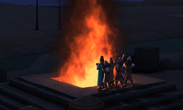 The Blazing Furnace