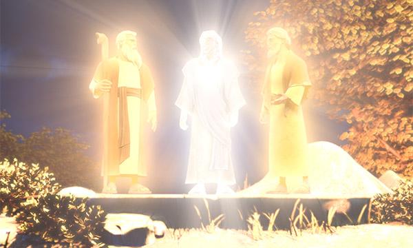 Jesus and the Transfiguration