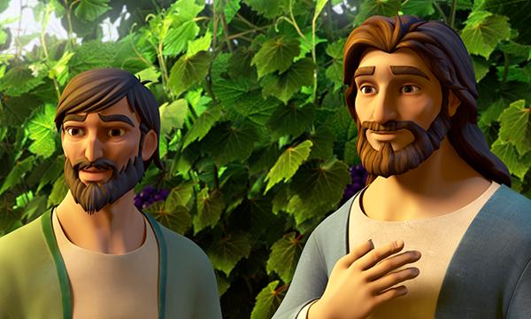 Joshua and Caleb Introduction