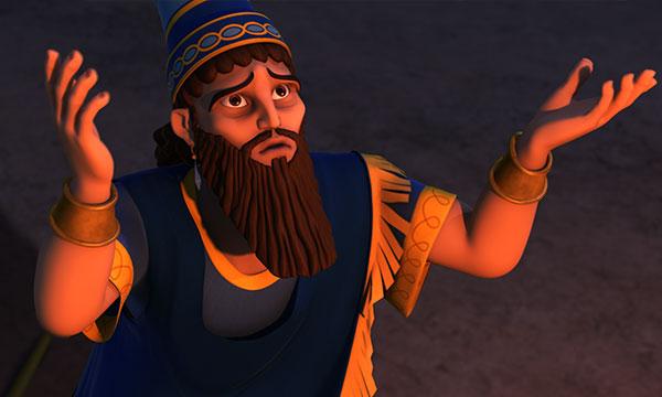 Nebuchadnezzar Acknowledges God