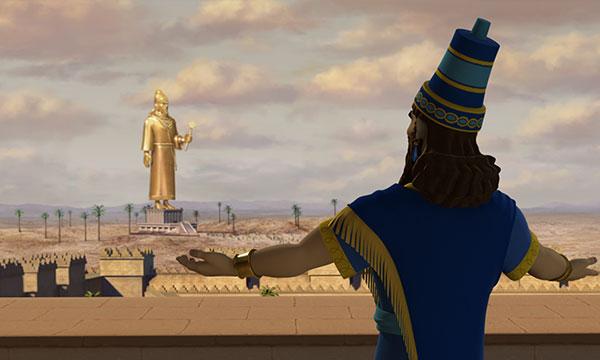 Nebuchadnezzar's Idol