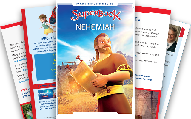 Nehemiah - Family Discussion Guide