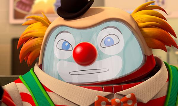 Gizmo Clown