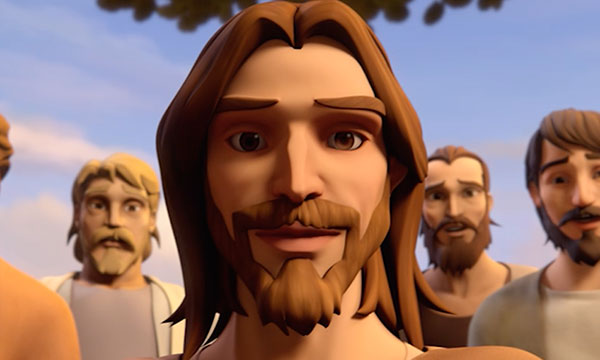 Jesus Heals