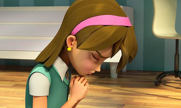 Joy Prays