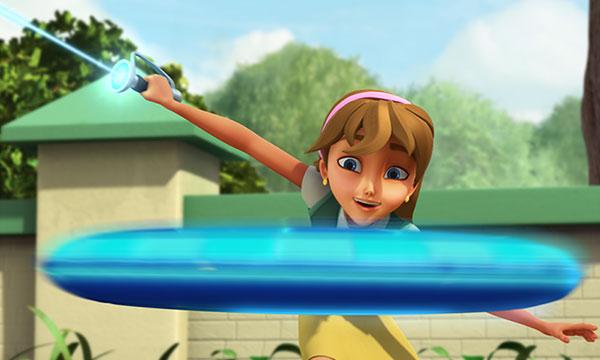 Joy Digi Frisbee