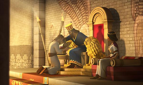 King Antaxerxes