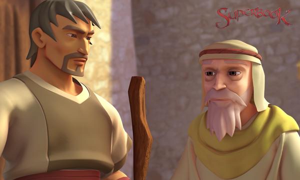 A Giant Adventure - Jesse and Samuel