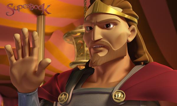 A Giant Adventure - King Saul