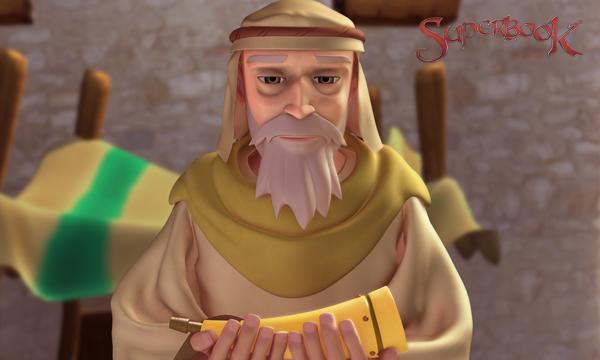 Samuel Îl unge pe David ca împărat