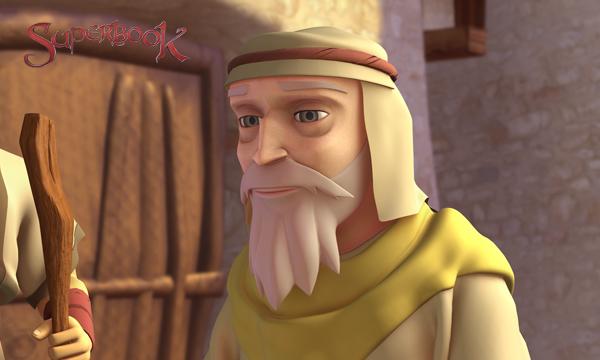 Samuel ajunge acasă la Isai