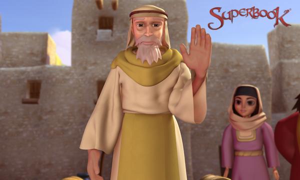 Samuel îl alege pe David