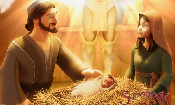 Isus, Iosif și Maria