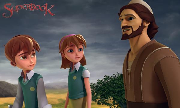 Iosif, Oana și Cristi