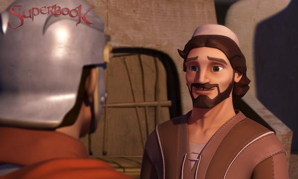 Iosif și un soldat