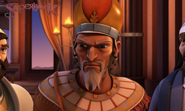 King Herod Gets Mad