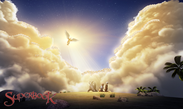 Păstorii și îngerii