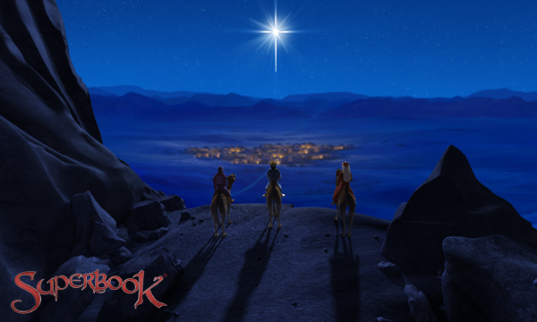 The Wisemen and the Star