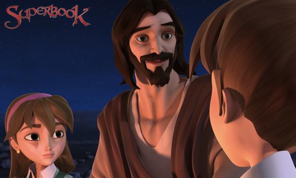 Jesus, Joy and Chris