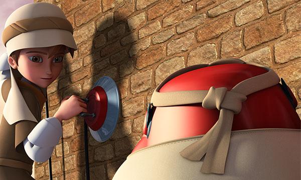 Spy Hunting