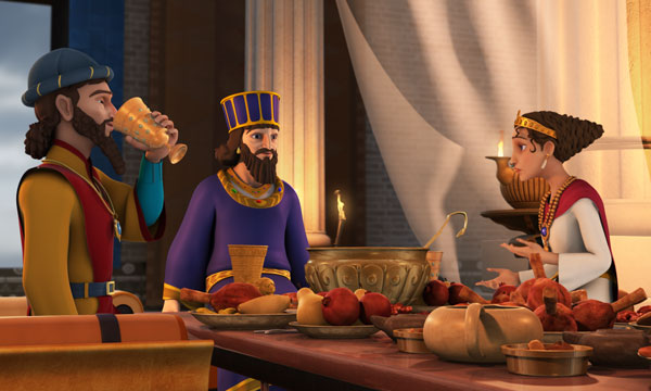 Esther's Banquet