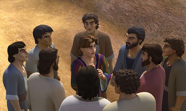Joseph's Jealous Brothers