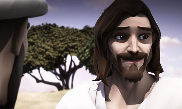 Isus vorbește cu ucenicii