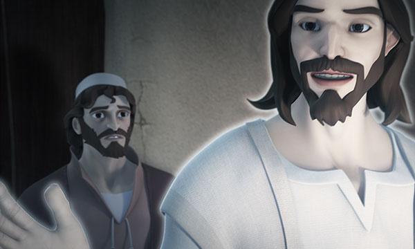 Jesus Nail Wounds