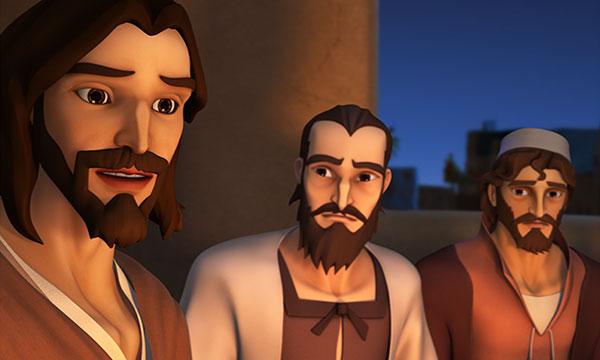 Jesus Shares 2