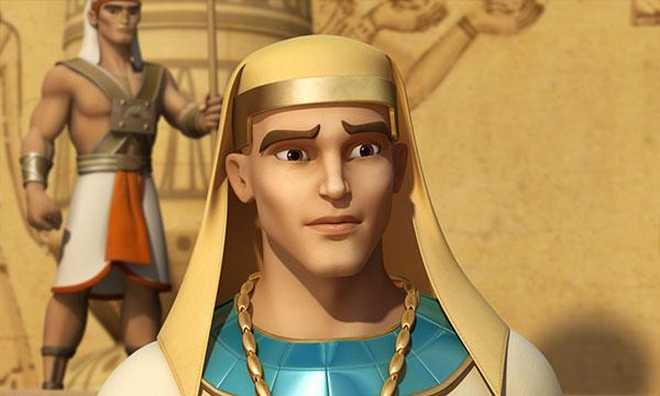 Joseph Becomes Governor of Egypt