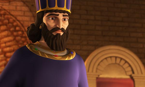 Meet King Xerxes