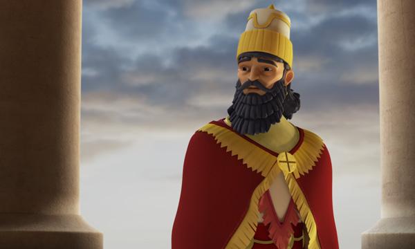 The King of Nineveh