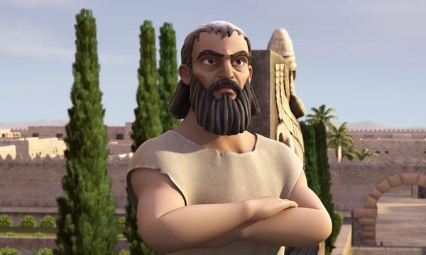 Mordecai Mourns