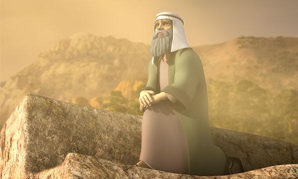 Noah Hears From God