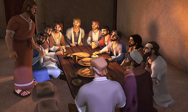 Petru și ucenicii