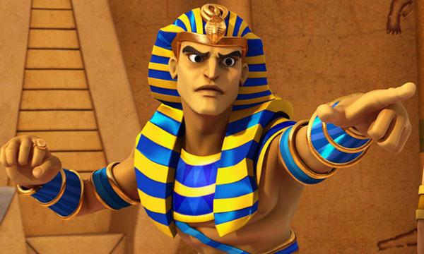 Pharaoh's Heart Became Hard