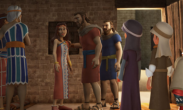 Rahab Safe