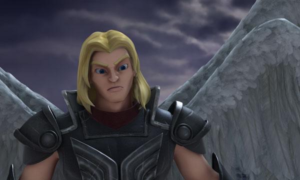 Lucifer -- Fallen Angel