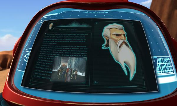 Moses Infoscan