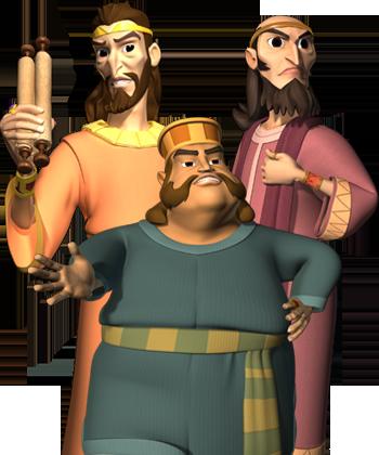 ที่ปรึกษากษัตริย์ดาริอัส