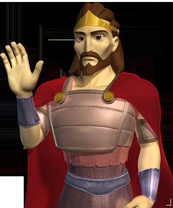 กษัตริย์ซาอูล