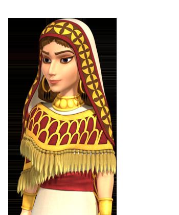 Wife of Naaman