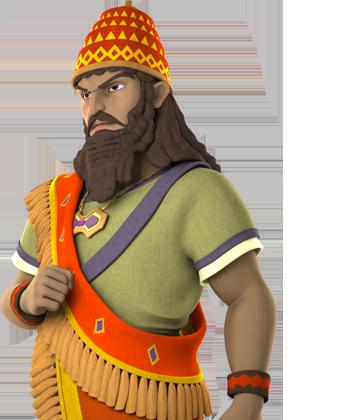 Împăratul sirian