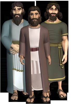 Shem, Ham, Japheth